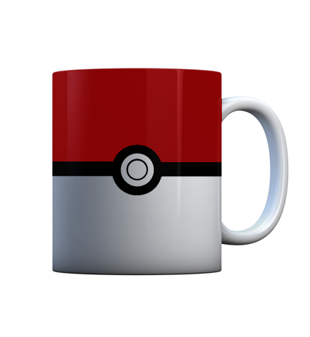 We know you want to, but please resist the urge to throw this to catch your favorite pokemon. This is for drinking coffee people, be realistic.